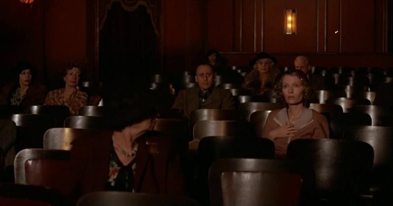 Пурпурная роза Каира. 1985. Рейтинг фильма - 9,279, 102-е место в Золотой Тысяче.