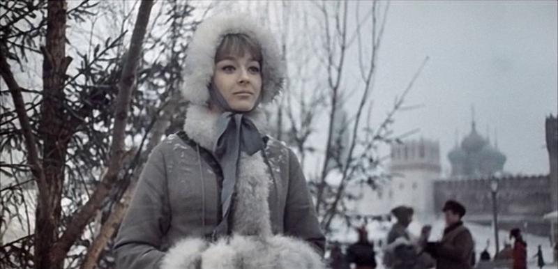 Анна Каренина. 1967. Режиссёр Александр Зархи.
