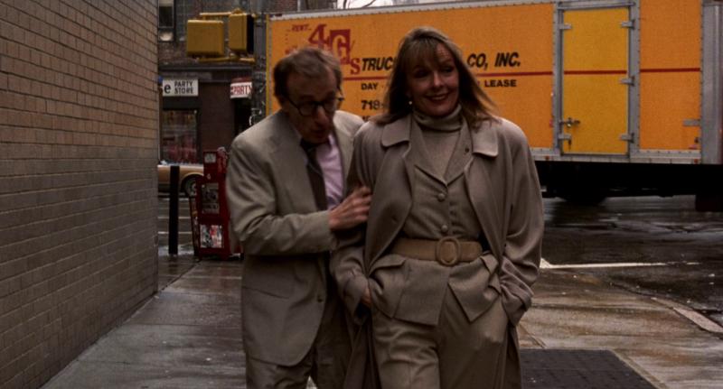 Загадочное убийство в Манхэттене. 1993. Режиссёр Вуди Аллен.