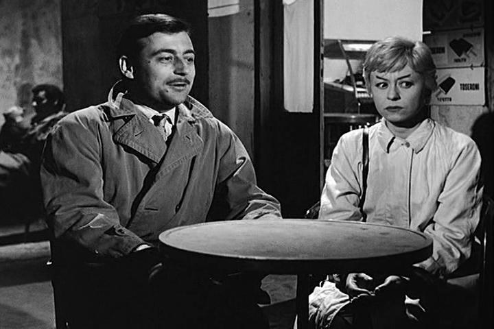 Ночи Кабирии. 1957. Рейтинг фильма - 9,066. 149-е место в Золотой Тысяче.