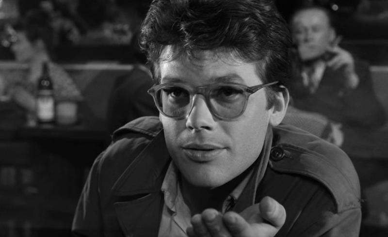 Пепел и алмаз. 1958. Рейтинг фильма - 7,996; 717-е место в Золотой Тысяче.