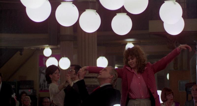 Последнее танго в Париже. 1972.