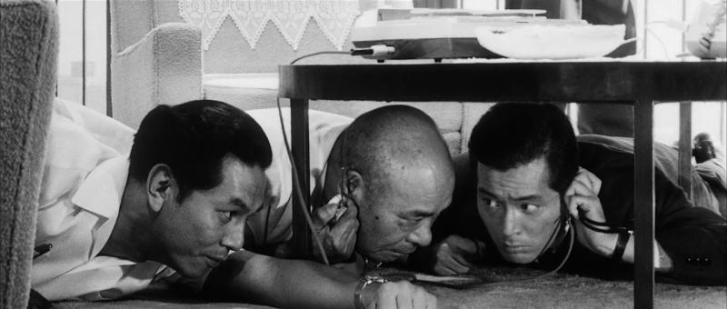 Рай и ад. 1963. Рейтинг фильма - 8,539. 306-е место в Золотой Тысяче.