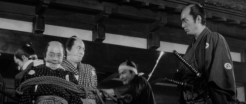 Телохранитель 2: Отважный Сандзюро. 1962. Рейтинг фильма - 8,056. 641-е место в Золотой Тысяче.