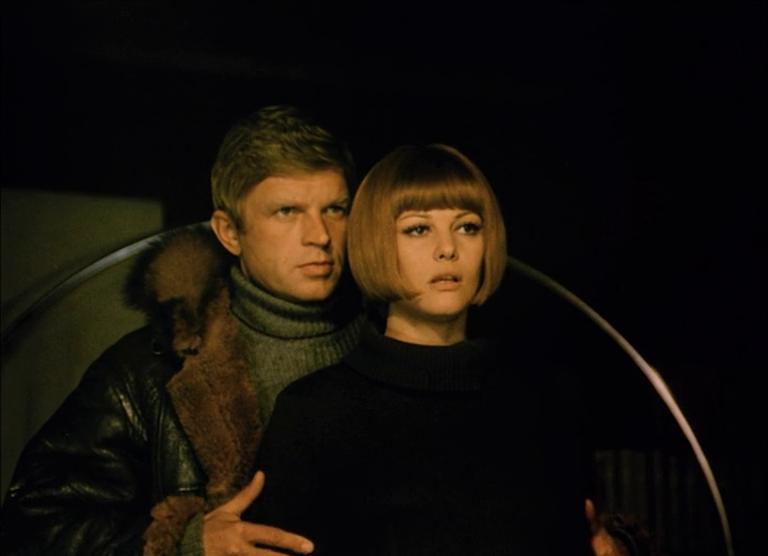 Красная палатка. 1969. Режиссёр - Михаил Калатозов.