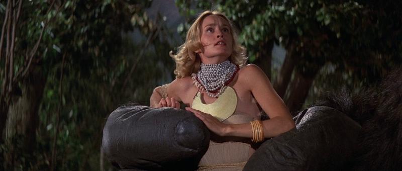 Кинг-Конг. 1976. Режиссёр Джон Гиллермин.