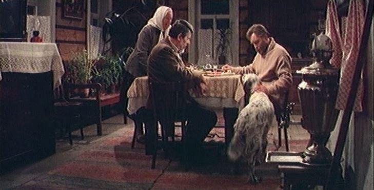 Белый Бим - Черное ухо. 1976 год. Рейтинг фильма - 8,970. 172-е место в Золотой Тысяче.