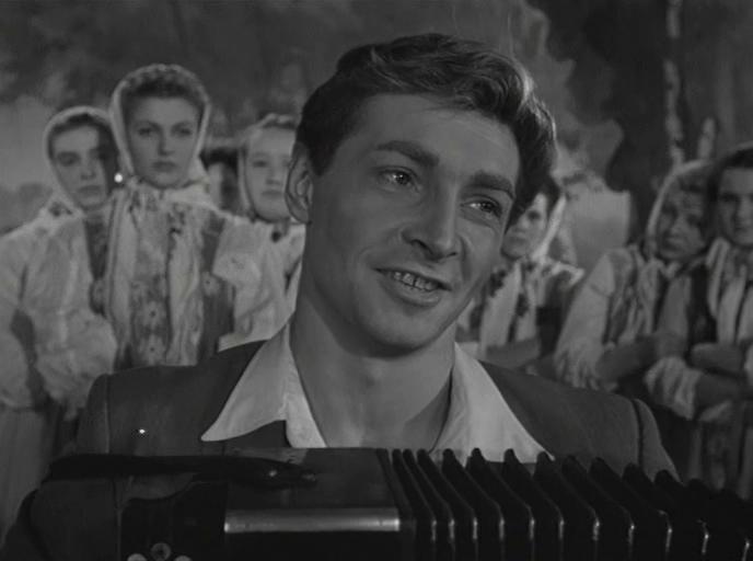 Дело было в Пенькове. 1957 год. Рейтинг фильма - 8,109. 573-е место в Золотой Тысяче.