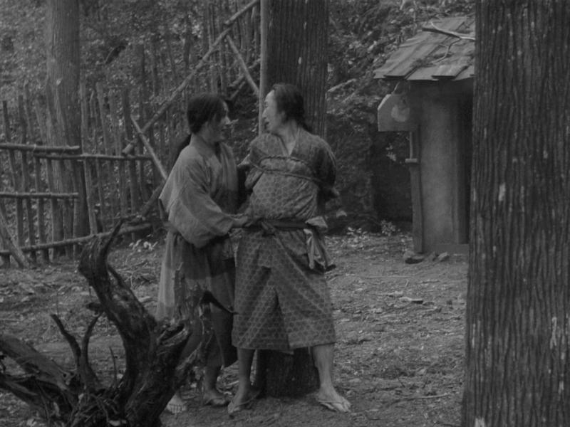 Управляющий Сансё. 1954 год. Рейтинг фильма - 8,970. 174-е место в Золотой Тысяче.