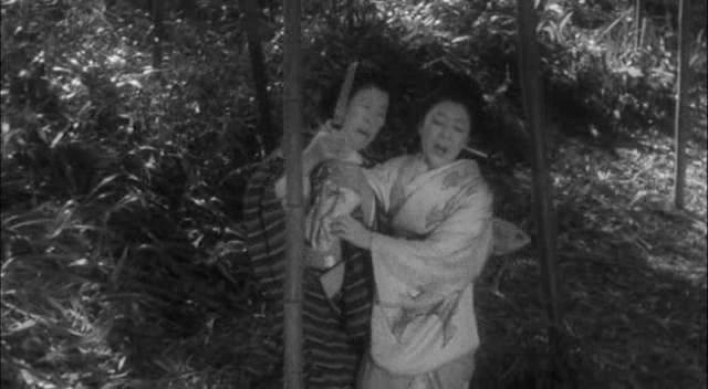 Жизнь куртизанки Охару. 1952 год. Рейтинг фильма - 8,020. 690-е место в Золотой Тысяче.