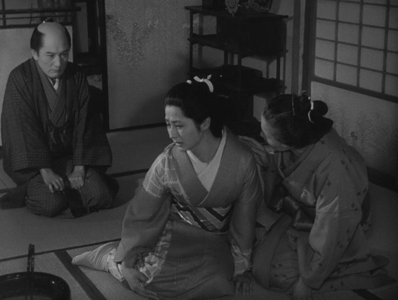 Повесть Тикамацу. 1954 год. Рейтинг фильма - 7,929. 823-е место в Золотой Тысяче.