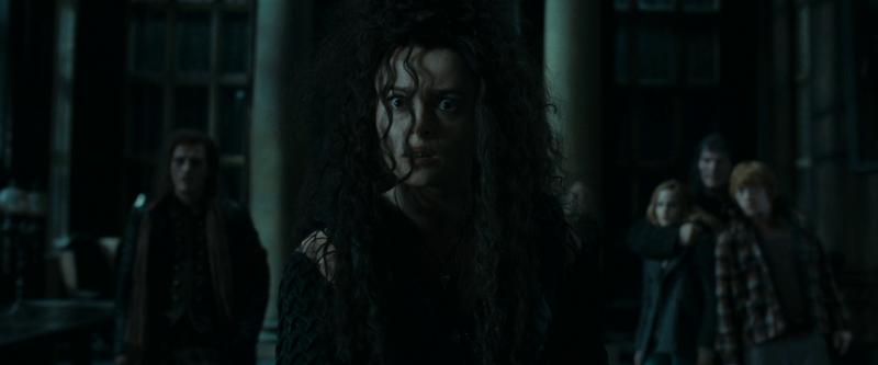 Гарри Поттер и дары смерти. 2010. Режиссёр Дэвид Йэтс.