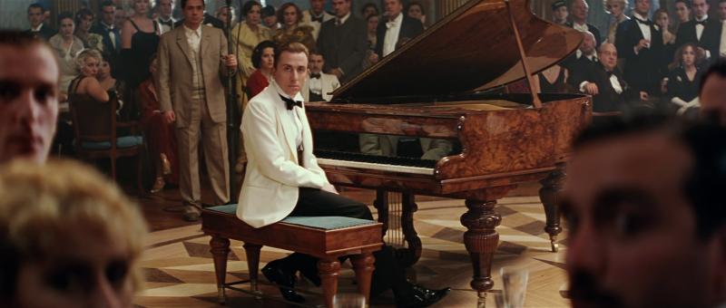 Легенда о пианисте. 1998. Рейтинг фильма - 8,224; 455-е место в Золотой Тысяче.