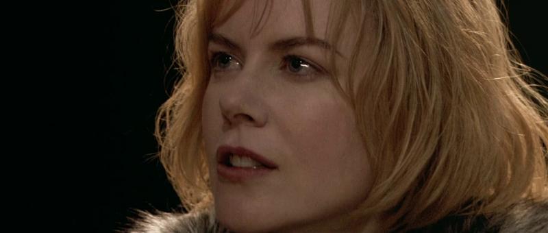 Догвилль. Режиссёр Ларс фон Триер, 2003. Рейтинг фильма - 9,058, 153-е место в Золотой Тысяче.