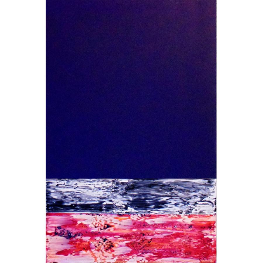 AL-12-2014 80х50см, холст, акрил, масло
