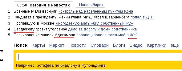 Собственный муж, Сердюков, Адагамов, ЖЖ