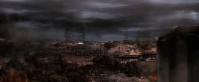"""Скриншот из фильма """"Земное ядро"""""""