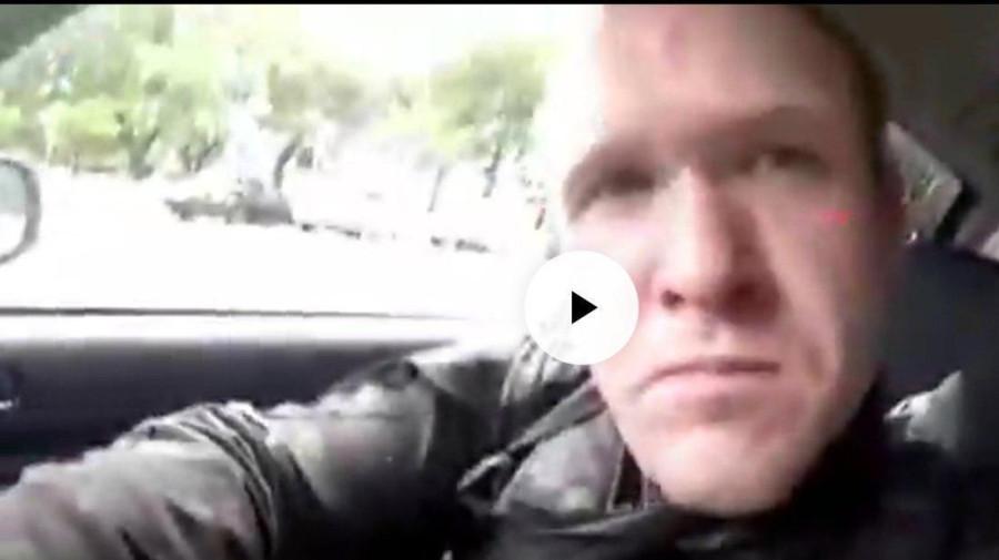 Все посмотрели видео теракта в Новой Зеландии?