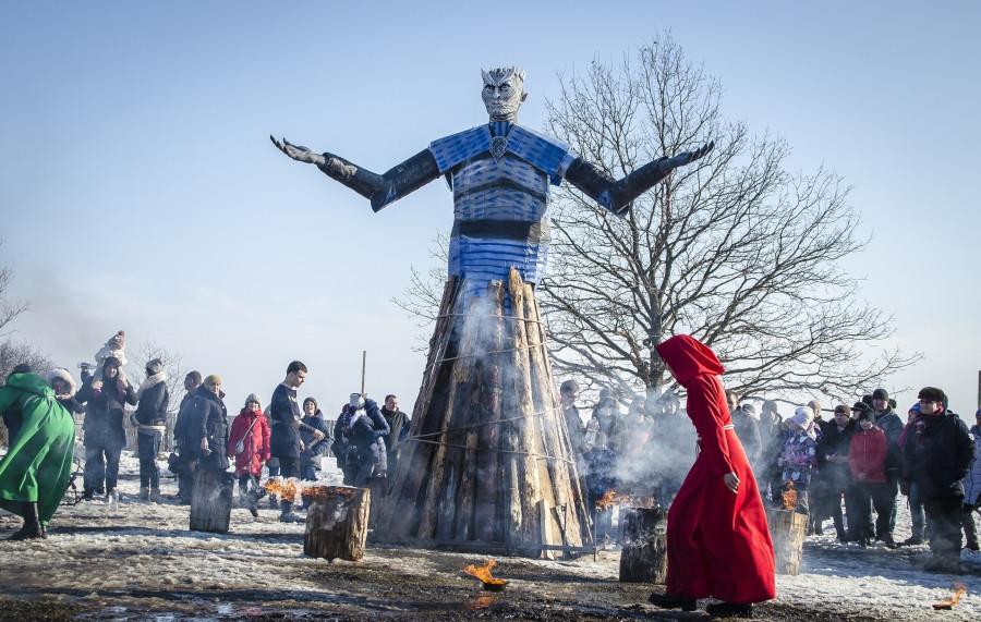 Жители России первыми увидели финал «Игры престолов»