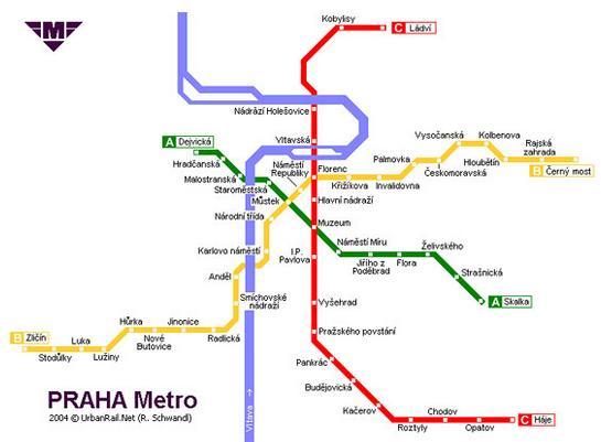 В общем с вещами в метро