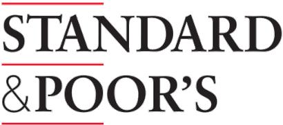 Международное рейтинговое агентство Standard & Poor's. Логотип