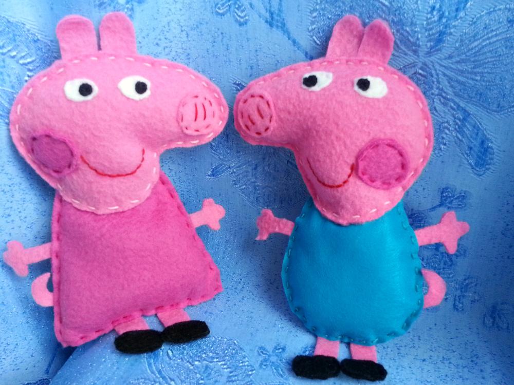 видео игрушки свинка пеппа и её семья