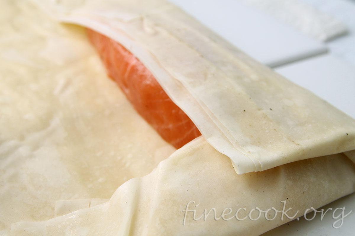 Слоеное пресное тесто рецепты 102