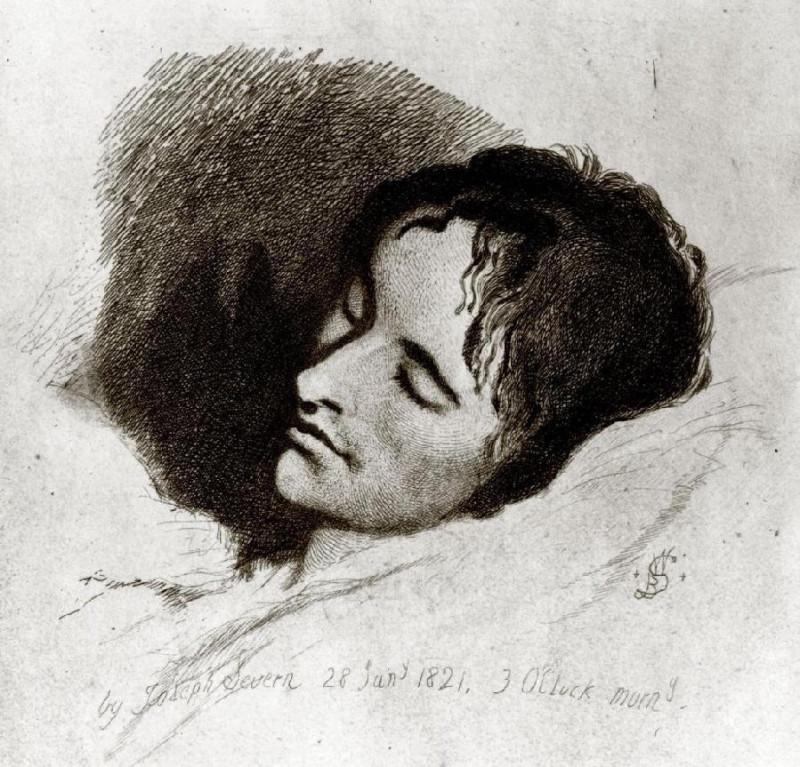 Поэт младшего поколения английских романтиков. Величайшие произведения Китса были написаны, когда ему было 23 года. В последний год жизни практически отошёл от литературной деятельности. В 25 лет Китса не стало. 31.12.1795 – 23.02.1821.