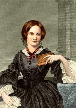 Шарлотта Бронте, английская поэтесса и романистка. 1816 – 1855 гг