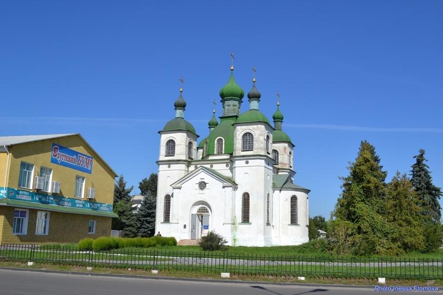 Вознесен церковь