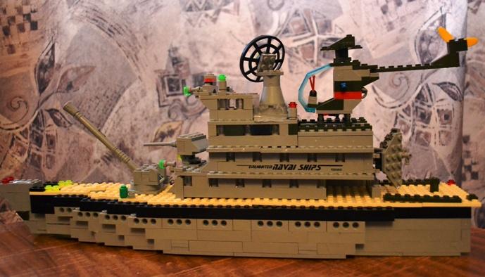 Кораблик (2)