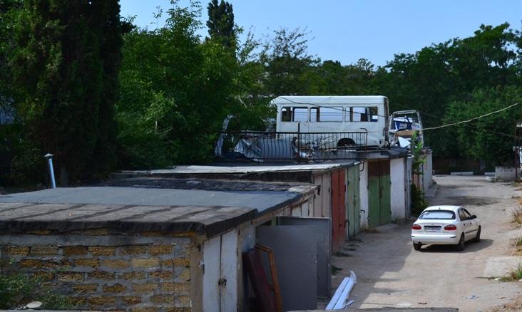 Cевастополь - крыша