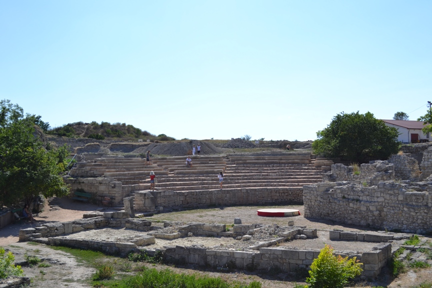античный театр_0563