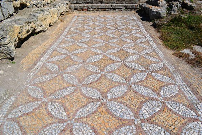 мозаика на земле_0546