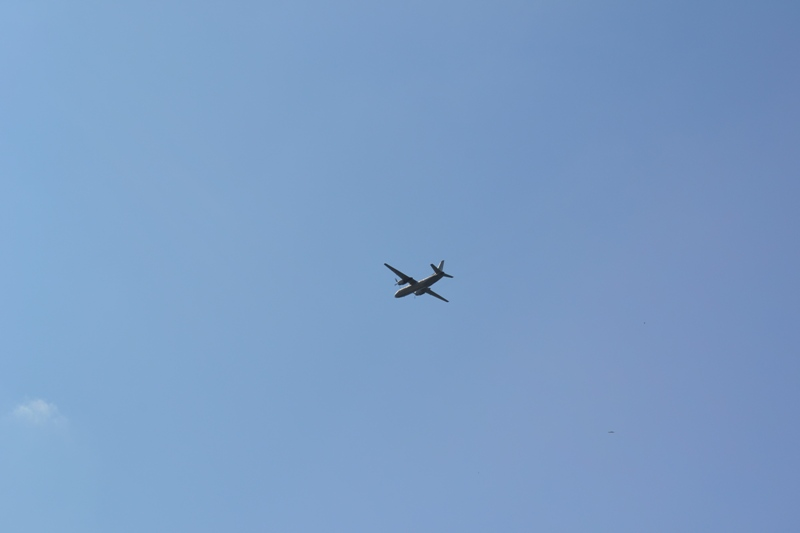 самолёт над Херсонесом_0561