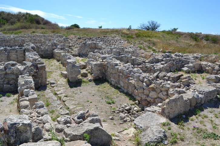 Херсонес руины_0482