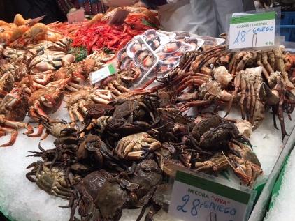 базар Барселона