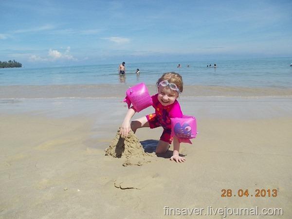 Детский противоударный подводный фотоаппарат, съемка под водой
