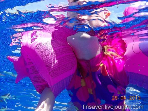 Подводный детский фотоаппарат, фото под водой