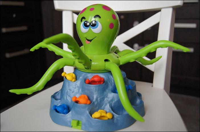 детские настольные игры, осьминог джоли, жоли, jolly, octopus, скидки, акции, купоны, mytoys.ru, kinderly.ru, подарки на новый год, игрушки, ravensburger
