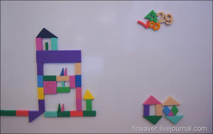 magneticus, магнитная мозаика, отзыв фото, магнитный конструктор, детские игрушки