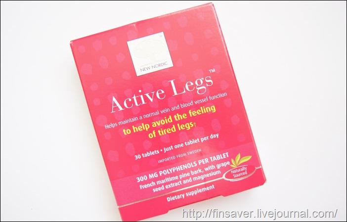 New Nordic US Inc, Active Legs, 30 Tablets от варикоза лечит шруки iherb.com отзыв витамины бад усталость в ногах снимает