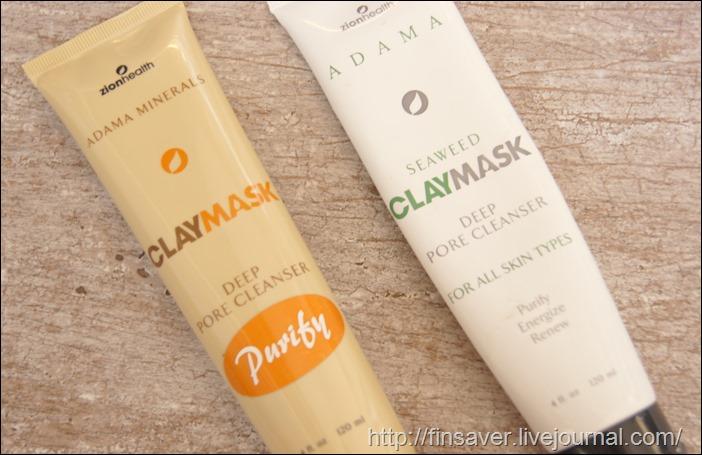 Zion Health, Clay Mask, Deep Pore Cleanser Purify, 4 fl oz (120 ml)Zion Health, Seaweed Clay Mask, 4 fl oz (120 ml)маска очищающая, чистит поры, глиняная, сужает поры, увлажняет, органика, натуральная, код на скидку в 10$ купон шруки iherb