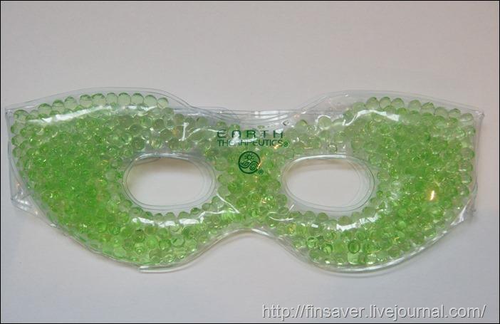 Earth Therapeutics, Soothing Beauty Mask, 1 Mask шруки iherb отзыв фото спонж маска гелевая вокруг для глаз охлаждающая тональная основа мешки под глазами купон на скидку 10$