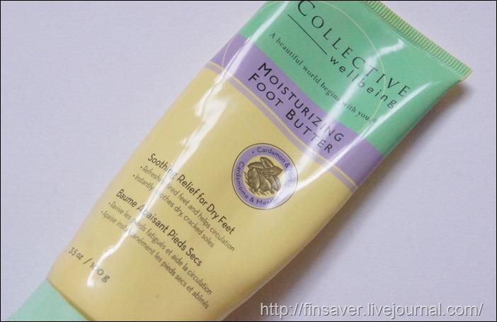 Life Flo Health, Collective Wellbeing, Moisturizing Foot Butter, Cardamom & Mint, 3.5 oz (100 g)баттер крем для ног купон на скидку шруки iherb.com хорошее увлажнение гладкие пяточки