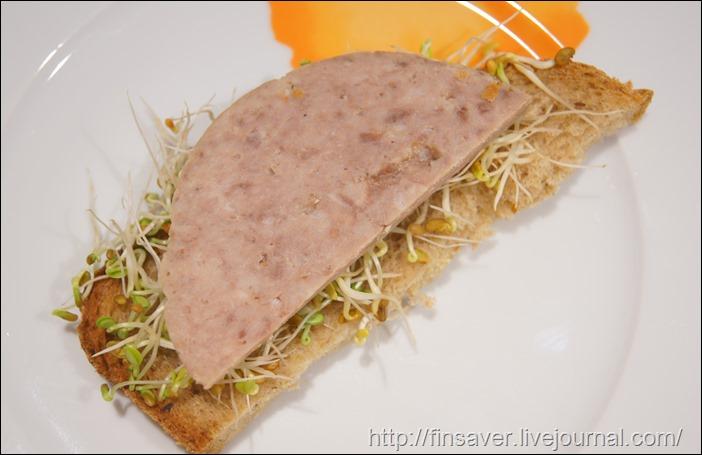 redmond RHP-M01 ветчинница отзыв фото рецепт колбасы ветчины бутерброд полезный диета