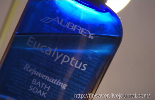 Aubrey Organics, Rejuvenating Bath Soak, Eucalyptus, 8 fl oz (237 ml)масло для ванны от простуды омолаживающее не оставляет следов натуральный состав купон на скидку 10$ инструкция как сделать заказ шруки iherb.com отзывы фото