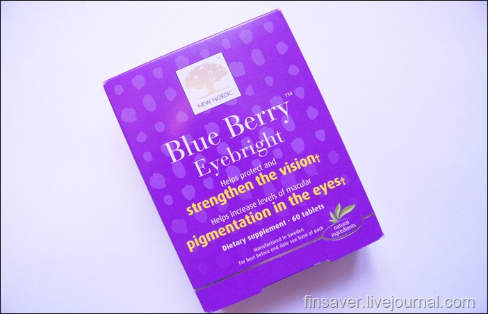 New Nordic US Inc, Blue Berry Eyebright, 60 Tablets витамины для глаз лютеин черника антиоксиданты сосуды хорошее зрение улучшение фото капсул размер инструкция как сделать первый заказ купон на скидку в 10$