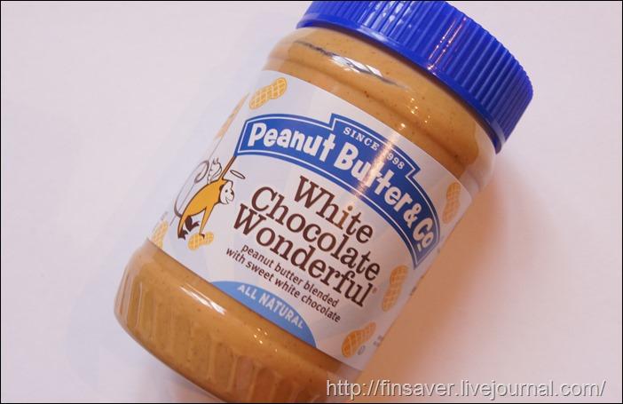 Peanut Butter & Co., White Chocolate Wonderful, Peanut Butter Blended with Sweet White Chocolate, 16 oz (454 g)арахисовая паста шруки iherb.com рецепт печенья купон на скидку 10$ вкусно тяжелое и дешевое