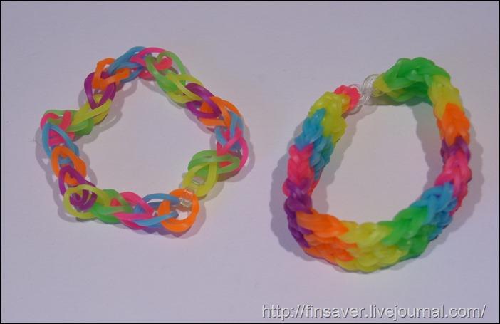 резиночки для плетения браслетов loom band отзыв фото схемы скидки дешевый набор подарок конструкторы для детей развитие моторики
